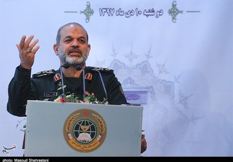 Ahmad Vahidi (Tasnim, January 7, 2019)